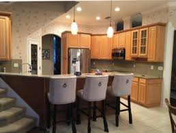 Cabinet Painting  Refinishing Service Jacksonville FL A New - Kitchen cabinets jacksonville fl