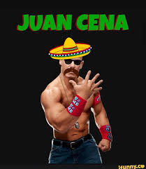 Juan Meme - e sim and his name is juan cena