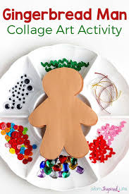 Xmas Kids Crafts - best 25 gingerbread crafts ideas on pinterest christmas