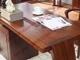 bureau desk furniture in home study room