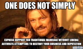Traditional Marriage Meme - gooseradio memes