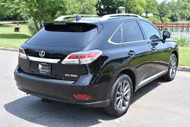 lexus rx 350 black floor mats 2015 lexus rx 350 crafted line stock 7107 for sale near great