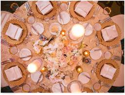 Gold Table Setting by Gold Crystal Explore This Elegant Beautiful Trend Meetings