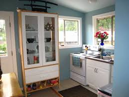 How To Organize The Kitchen - maximize small space green kitchen storage home remodeling ideas