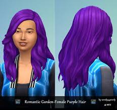 sims 4 blue hair longer hairstyles for the sims 4 the sims forums