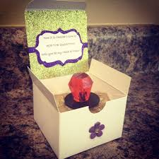 ring pop boxes items similar to will you be my bridesmaid box with ring pop on etsy