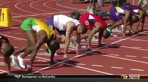 Usa Track And Field Map It by Baylor Track And Field Trayvon Bromell Breaks 100m Dash Record At