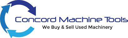 Concord Machine Tools Boring Mills