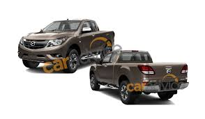 mazda truck 2016 2016 mazda bt 50 revealed in patent images photos 1 of 5