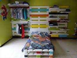 Pallet Bed Frame Plans Nature Friendly Pallet Bed Frame Ideas Diy Furniture Ideas