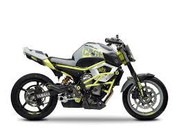 yamaha yamaha moto cage six concept asphalt u0026 rubber
