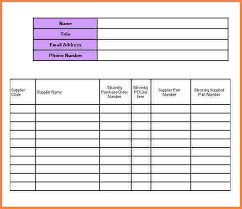 office supply list template sample supply inventory template 9