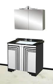 Bathroom Vanity Unit Worktops New Art Deco Bathrooms Vanity Units U0026 Wall Units U0026 Fitted Bathroom