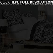 modern black white bedroom ideas and awesome glass wood design