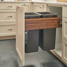 walnut drop in organizers and pullouts for the kitchen