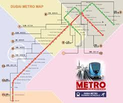 Kansas City Metro Map Dubai Metro Stations Sponsored Names Real Locations The Money