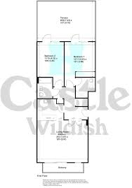 Walton House Floor Plan by Apartment Flat 8 Cavendish House Queens Road Hersham Walton