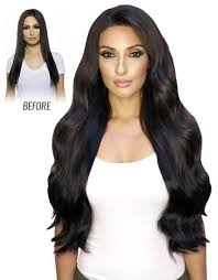 bellami hair versus luxy hair clip in hair extensions bellami bellami hair