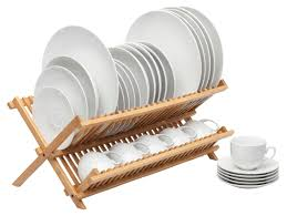 Dish Rack And Drainboard Set Dish Drying Rack Sits In Cupboard Over Sink Dish Drying Rack