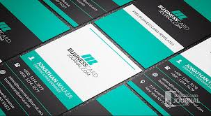 Best Visiting Card Designs Psd Free Bold U0026 Contrasting Vertical Business Card Template