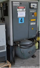 atlas copco ga 5 ff air compressor listing 538774