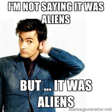 10th Doctor Meme - doctor who the horror of fang rock