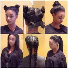 versatile vixen sew in vixen weave tutorial short hair foto video