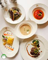 la cuisine d restaurant jacqueline kennedy heritage menu raffles hotel le