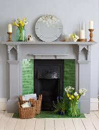 creative ways to decorate a non working fireplace sainsbury u0027s