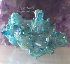 aura crystals beautiful aqua aura crystals robyn nola gifts