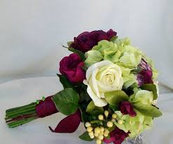 silk flower bouquets silk flower bouquets best 25 silk wedding bouquets ideas on