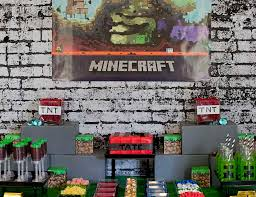 minecraft birthday party minecraft birthday party birthday minecraft birthday catch my