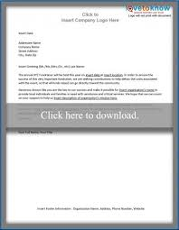 Employee Or Relative Death Announcement Letter Template Free Sample Letters To Make Asking For Donations Easy