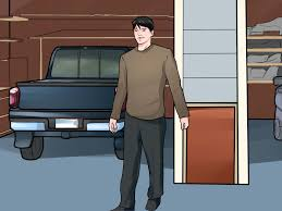 how to re organize a garage on a budget with pictures wikihow
