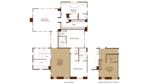 Historic Floor Plans Messina At Orchard Hills New Homes For Sale In Irvine Ca