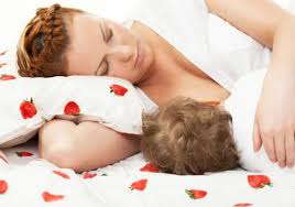 Baby Falling Off Bed Bed Sharing With Baby The Risks And Benefits