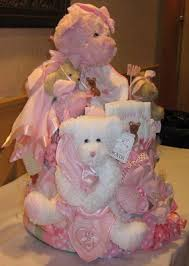 Diaper Cake Directions Baby Shower Ideas