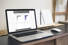 studio keyboard desk calculating goal funnel conversion rate in data studio clickinsight