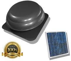 solar attic ventilation impacts and solar