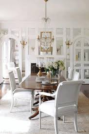 Dining Room White Chairs by Modern Dining Room Gray Fabric Dining Chairs Corner Dining Table