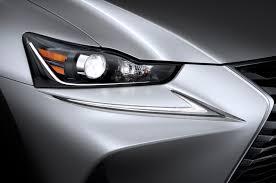 lexus rx300 headlight refreshed lexus is sedan debuts at 2016 beijing auto show