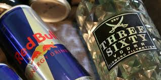 Side Effects Of Bull Energy Ads Promoting Energy Drinks And Mixing Influences The