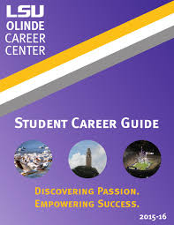 Olive Garden Online Job Application 2015 Lsu Student Career Guide By Lsu Division Of Student Affairs