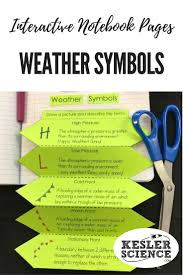 Weather Map Symbols Best 20 Interactive Weather Map Ideas On Pinterest 8th Grade