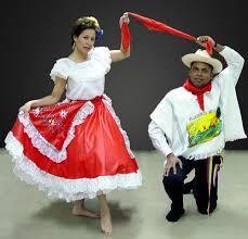 traje del sanjuanero huilense mujer y hombre para colorear trajes típicos de colombia vestimenta colombiana blogitravel