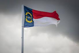 North Carolina Flag History North Carolina Flag From Downtown Raleigh Oc 2621x1755
