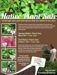native plant sale the things we like tacoma weekly