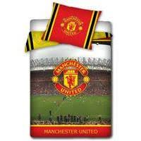 Man Utd Duvet Manchester United Bedroom At Rest And Play
