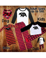 amazing deal family pajamas available sleepwear
