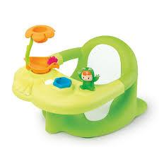siege bebe cotoons smoby cotoons anneau de bain 2 en 1 vert roseoubleu fr